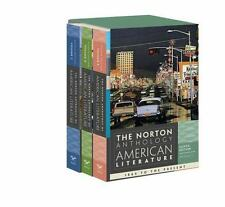 The Norton Anthology of American Literature Vol. C, D, E (2011, Paperback) (new)