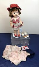 10.5� Vintage R&B Arranbee Littlest Angel Bent Knee Walker Redhead Outfits #O3