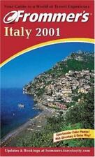 Frommer's Italy 2001 by Darwin Porter (Paperback, Revised)