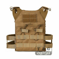 Emerson Tactical MOLLE JPC Lightweight Vest Plate Carrier for Kids w/ Mag Pouch