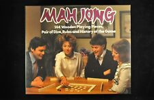 Vintage 70's Mah Jong Game By Michael Stanfield - New