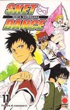 SKET DANCE 11 EDIZIONE PLANET MANGA