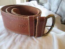 Magnifique ceinture made in Italy FAFNER en cuir TBEG  vintage - Belt
