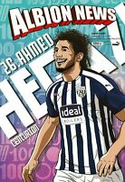 WEST BROMWICH ALBION V DERBY    2019/20