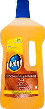 PLEDGE 5 IN 1 SOAPY WOOD CLEANER  750ML