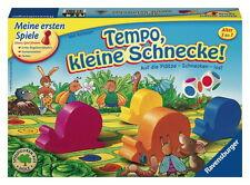 Ravensburger Meine ersten Spiele Farbwürfelspiel Tempo, kleine Schnecke! 21420