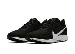 Nike AIR ZOOM PEGASUS 36 FLYEASE UK 13 EU 48.5 Running Black BV0613-001