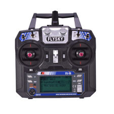 Flysky 2.4G FS-i6 6CH Transmitter+FS-iA6 Receiver For Helicopter Airplane Drone