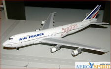 ** Rare ** Boeing B 747-128 Air France Jumbo 1990 F-BPVL Big Bird 1:400