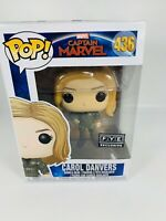Marvel Captain Marvel #436 - Carol Danvers Flight Suit - Funko Pop! Marvel