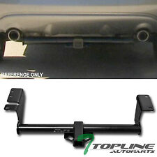 """Topline For 2003-2007 Nissan Murano Class 3 Trailer Hitch Tow Receiver 2"""" - Blk"""