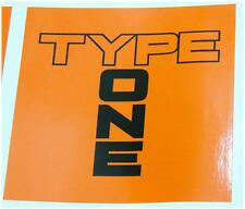 Spoon Type One Stickers Decals Honda JDM Honda S2000 DC5 DC2 EK9 EP3 FN2 FD2 ATR