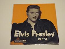Elvis Presley ROCK 'N' ROLL NO2  Record  sleeve, & L/P, BOTH in EX CONDITION.