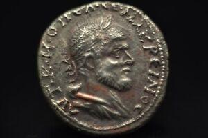 Macrinus AR Tetradrachm of Hierapolis/N7A