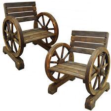 Chaises de jardin et de terrasse en bois