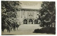 Millersville Pa Industrial Arts Dept Shops, Lecture Rms Teachers Postcard N13