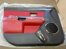 823012K481DCA NEW GENUINE KIA OEM FRONT LEFT RED DOOR PANEL fits 09-11 SOUL