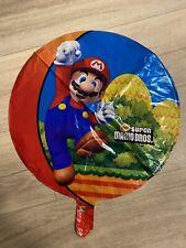 Super Mario Folienballon Geburtstag 🎁 42 cm Kinder Geschenke Dekorationen
