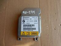 BMW  E46 E39 E38 AIR SRS BAG CONTROL UNIT 6912123 40#274
