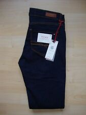 Tommy Hilfiger Blue/Indigo 'Rome' Womens Jeans W25 L32 BNWT RRP £95 Straight Fit