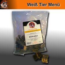 Weiß Premium Snack Rind - Rinder-Leber, getrocknet 250g