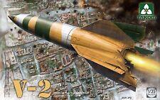 Takom 1/35 2075 German V-2 Rocket