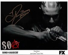 Theo Rossi signed 8x10 Sons of Anarchy promo photo / autograph