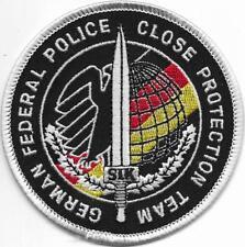 SIK - CPT Close Protection Team Bundespolizei SEK Polizei Abzeichen SWAT Patch