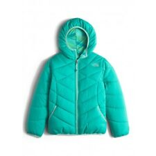 The North Face Reversible Perrito Jacket Girls' Ion Blue Large
