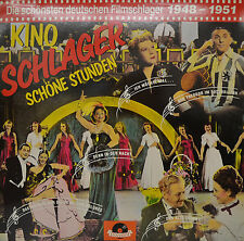 """KINO SCHLAGER - SCHÖNE STUNDEN  12""""  LP  (P648)"""