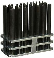"""New listing Hhip 8600-0041 28 Piece Transfer Punch Set 3/32"""" - 1/2"""""""