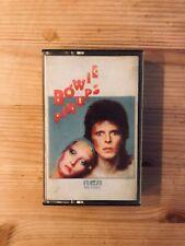 David Bowie Pinups Cassette Tape 1973 RCA