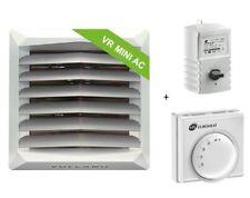 Lufterhitzer VOLCANO mini 3-20kW 2100 m³/h AC + Regler ARW 0,6/1 + Thermostat