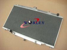 pour radiateur en aluminium AT/MT de Nissan Patrol Y61 GU 2.8/3.0 TD 97-01 en al