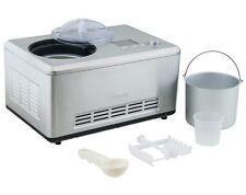 2 Liter Eismaschine mit Kompressor H.Koenig HF320 Eiscreme-Maker Speiseeis Eis