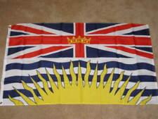 3X5 BRITISH COLUMBIA FLAG CANADA FLAGS BC CANADIAN F046