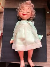"""Vintage American Doll & Toy Corp Whimsie 20"""" Fanny The Fallen Angel1960"""