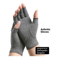 Arthritis Gloves Compression Joint Finger Pain Relief Hand Wrist Support-Brace+