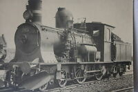 14970 Foto AK Dampf Lokomotive A 3/5 705 um 1920 photo PC locomotive