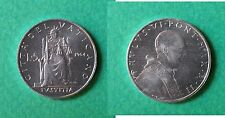 Città del Vaticano 5 Lire 1964 Paolo VI