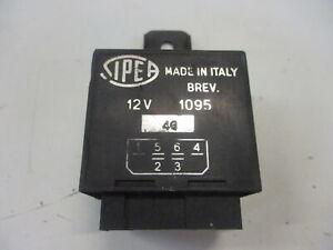 Cagiva Aletta Electra 125 Blackbox CDI Steuergerät 1564 23 SIPEA 1095 Zündbox