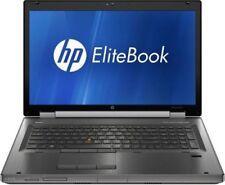 HP Elitebook 8760W i5-2520M 2x2,5GHz 0GB 4GB Firepro M5950 RW UMTS W7 DOC