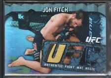 JON FITCH 2010 TOPPS UFC MAIN EVENT 2 COLOR FIGHT MAT MMA SP $15