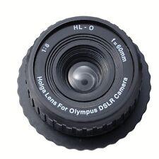 AU - HOLGA HL-O Lens for OLYMPUS DSLR E-3 E-5 E-620 E-30 520 OM
