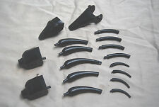 C LEGO Dino Animal Assembly Tail Sections Black 40388 40387 4797 Lot 16