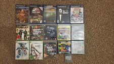 Playstation 3 2 1 Xbox 360 Game Boy Sega Naruto Jurassic Park Spiele Sammlung