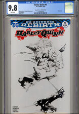 Harley Quinn #1-Dynamic Forces Exclusive Jae Lee Black & White Variant -CGC 9.8!