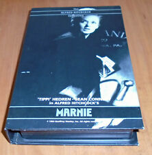 "From the Alfred Hitchcock Collection, ""Marnie"" - VHS"