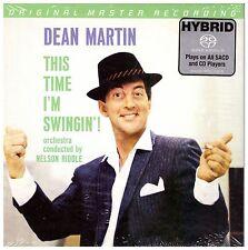 Dean Martin , This Time I'm Swingin' ( Ultradisc UHR™ Stereo Hybrid SACD )