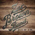 Zac Brown Band - Greatest Hits So Far [CD]